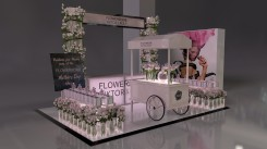 Viktor and Rolf Flower Bomb Mothers Day Stand